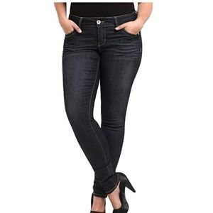 Torrid Plus Denim Skinny Sophia Jeggings 16S